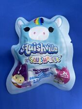 Squishville Mini Squishmallows Series 1 Mystery Pack unopened Blue