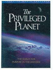 THE PRIVILEGED PLANET - The Search For Meaning In The Universe (New, DVD)
