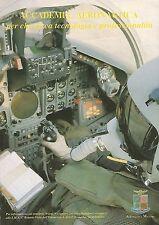X0178 Accademia Aeronautica - Pubblicità 1992 - Vintage Advertising