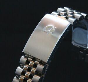 20mm Jubilee bracelet band fits Explorer Submariner GMT 16613 16618 16803 16808