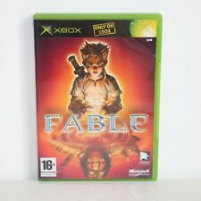 FABLE - MICROSOFT ORIGINAL XBOX GAME - MINT