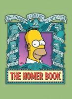 The Homer Book (Simpsons Library of Wisdom) by Groening, Matt, Good Book