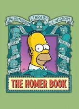 Simpsons Library of Wisdom: The Homer Book by Matt Groening (2005, Hardcover)