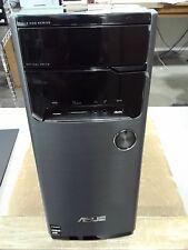 Asus M32BF Desktop System AMD FM2 A10-7800 8GB 1TB DVDRW Radeon R7 240/1GB Refur