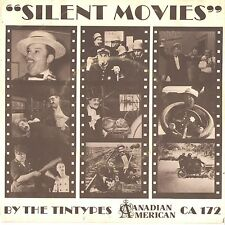 TINTYPES--PICTURE SLEEVE ONLY---(SILENT MOVIES)--PS--PIC--SLV