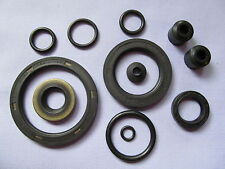 NORTON COMMANDO (NOT ELECTRIC START) ENGINE & GEARBOX OIL SEAL & O RING KIT SK4