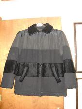 Womens's Black Gallery Winter Jacket Coat Size Large