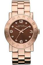 Marc Jacobs Rose Gold Ion Plated Stainless Steel Ladies Watch MBM3167