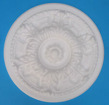 "Ceiling ROSE-polistirene - ""Country House"" - Misura 330mm (13 "")"