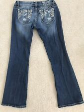 Miss Me Jeans 30 Boot Cut