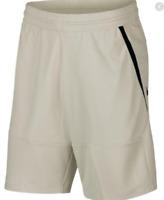 Nike Sportswear Tech Pack Knit Shorts Light Bone Black AR1582-072 Mens XL 2XL