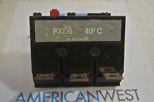 FXD63T250  250 amp 600 volt 3 Pole Siemens Trip Unit FXD6 FXD HFXD TESTED