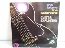 THE JOKERS / THE SPOTNICKS Guitar explosion 2M046 13145