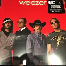 WEEZER - Red Album - Reissue on 180g Vinyl + mp3 download code New & sealed LP