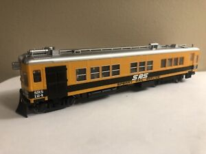 WALTHERS POWERED SPERRY RAIL SERVICE SRS LOCOMOTIVE HO SCALE