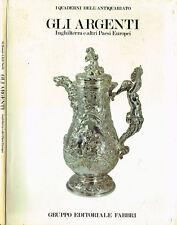 GLI ARGENTI anno 1 n. 5. INGHILTERRA E ALTRI PAESI EUROPEI. 1981. .