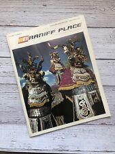 Vintage Braniff Place International Travel Magazine 1975 Airlines Vol 3 No 4