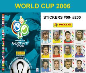 Panini World Cup 2006 WM 2006 Starterset