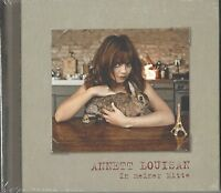 ANNETT LOUISAN / IN MEINER MITTE  * NEW & SEALED CD ( HARDCOVER BOOK ) * NEU *