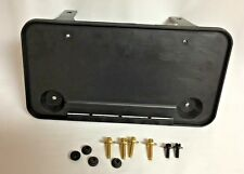 FORD ECONOLINE VAN E150 Front License Plate Bracket New replacesF2UZ 17A385 AAA