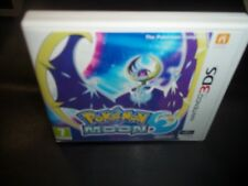 1X Replacement Nintendo 3DS Pokemon:Moon. Empty 3DS Game Case.