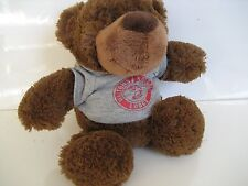 c Vtg T.A.G. SUPER SOFT BEARS Brown  Baby Plush WALTONS GRIZZLY LODGE T-Shirt
