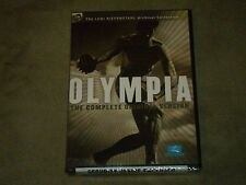 Olympia - The Leni Riefenstahl Archival Collection (DVD, 2006, 2-Disc Set) seal