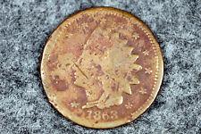Estate Find 1863 Civil War Token Indian Head Cent #L00480