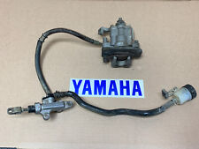 GENUINE Yamaha Raptor YFM700 Rear Brake Master Cylinder Caliper Assembly 2006 CF