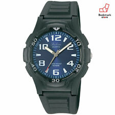 New CITIZEN Q&Q Falcon Sports type Watches Black/Blue Waterproof VP84J850 Men's