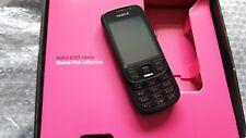 Nokia Classic 6303 -  illuvial Pink Black Rare(Unlocked) Mobile Phone Rare
