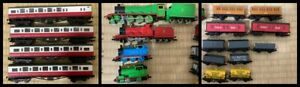Thomas & Friends TOMIX N Scale TOMYTECH Henry Percy James S.C.Ruffy Red Express