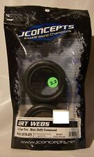 "JConcepts DIRT WEBS - FITS 2.2"" BUGGY REAR WHEEL 3076-01"
