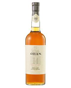 Oban 14 Year Old Scotch Whisky 700mL Highland bottle