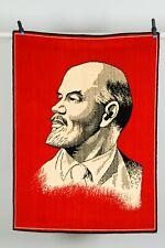 TAPPETO muro con COLORATO Lenin-Portrait