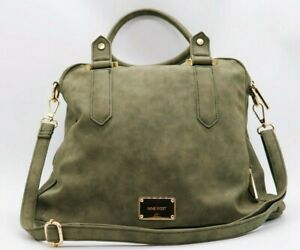 Nine West Shoulder Green Bag