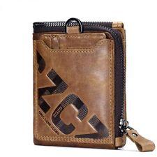 Genuine Leather Men Wallet Fashion Purse Card Holder Small Wallet Men Clutch