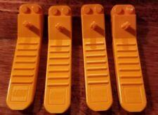 Lego Brick and Axle Separator Tool Orange Lot of 4 New