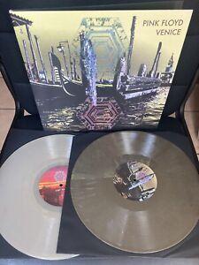 Pink Floyd- Venice  - Rare Live LP Grey & Brown Vinyl 33t Mint - Syd Barrett