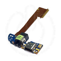 For HTC ONE M8 Micro USB Charging Port Flex & Mic Microphone Headphone Jack