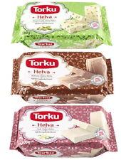 Plain/chocolat/pistache ~ turc Halva helva Sweet Fresh Turquie 500g-5KG