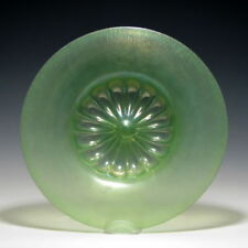 Art Deco Antique Original Green Glass