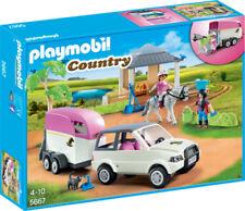 PLAYMOBIL® 9280 5667 Reitstall mit Pferdetransporter NEU & OVP