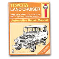 Haynes 92055 Repair Manual Toyota Land Cruiser Series FJ40 FJ43 FJ45 FJ55 tb