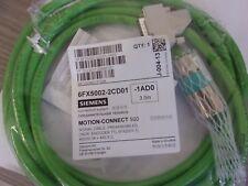 SIEMENS, 6FX5002-2CD01-1AD0,MOTION-CONNECT 500, SIGNAL CABLE PRE-ASSEM, 3,0M,