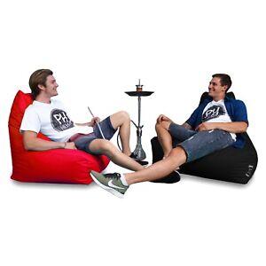 Patchhome Lounge Sessel Gamer Sitzkissen in diversen Farben 2 Größen Sitzsack !