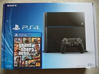 SONY PS4 PlayStation 4 Grand Theft Auto V Pack Console CUHJ10007 Game Japan NEW
