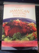Jamaican Cooking Made Easy Getjamaican.com Pback Third Edition Vol 1 400 recipes
