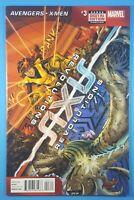 AXIS REVOLUTIONS #3 Avengers X-Men Marvel Comics 2014 She-Hulk Shadowcat