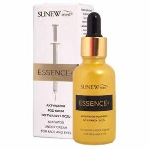 BIG SIZE! SUNEW MED Essence+ Activator under Cream/Makeup for Face Eyes 50ml